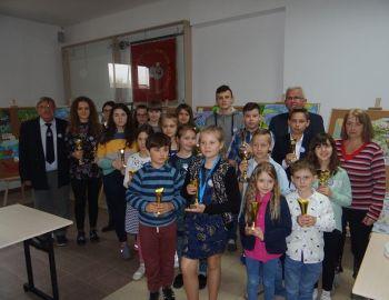 GRAND PRIX w  XVIII Konkursie Plastycznym -2019 r.