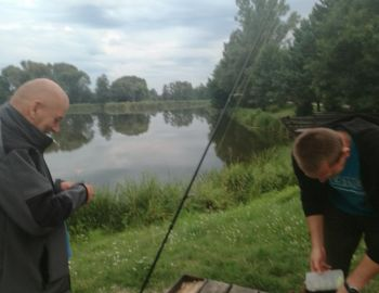 Spinningowe Mistrzostwa Koła 28.09.2019 - Rzeka Jeziorka